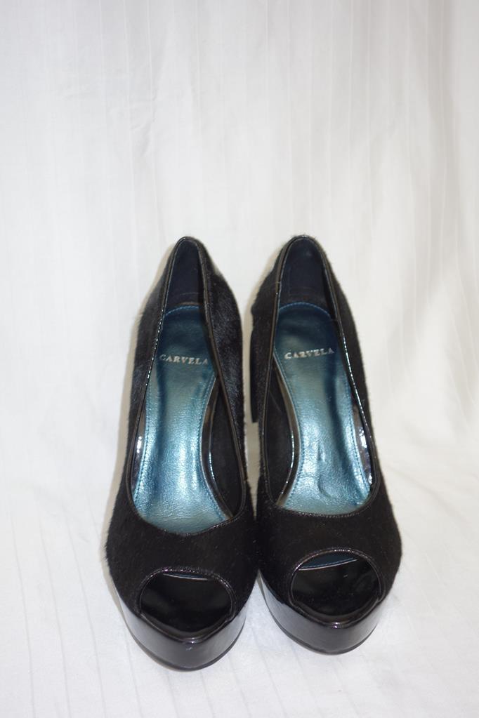 Carvela black high heel at Michelo