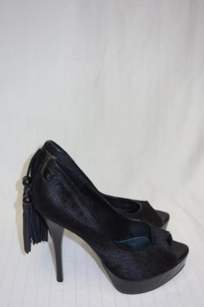 Carvela black high heel at Michelo