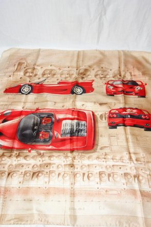 Ferrari scarf at Michelo Haak Lifestyle DSC01542