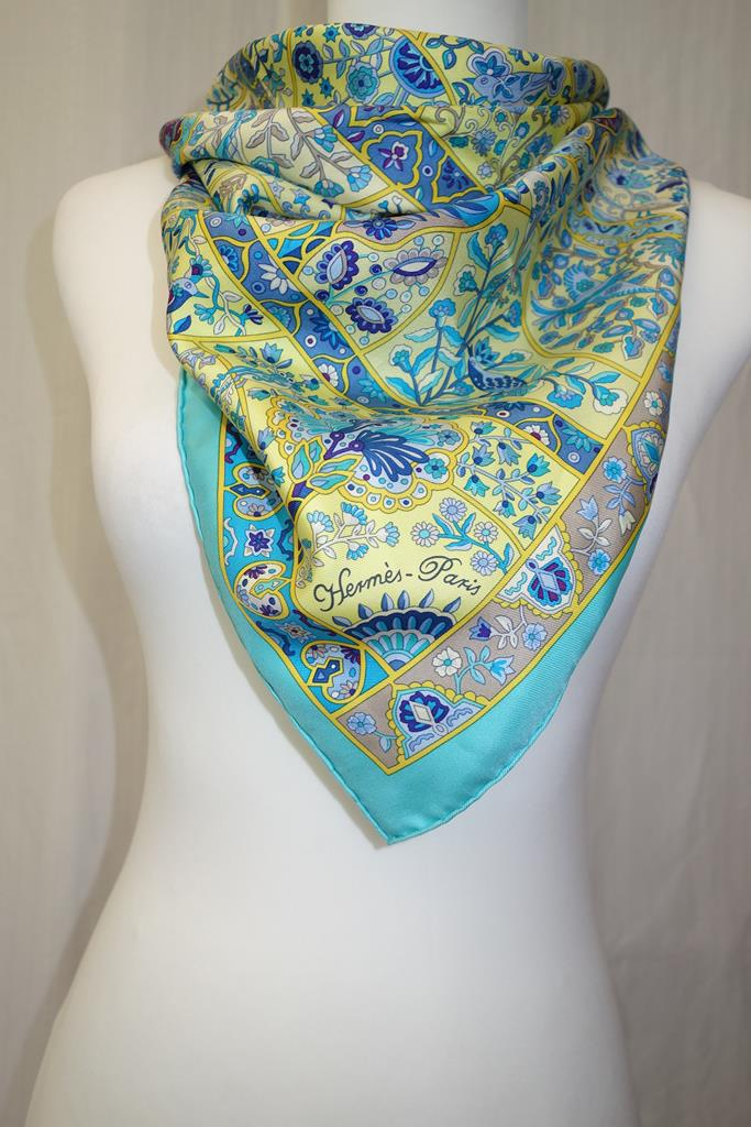 Hermes Scarf at Michelo Haak Lifestyle DSC01422