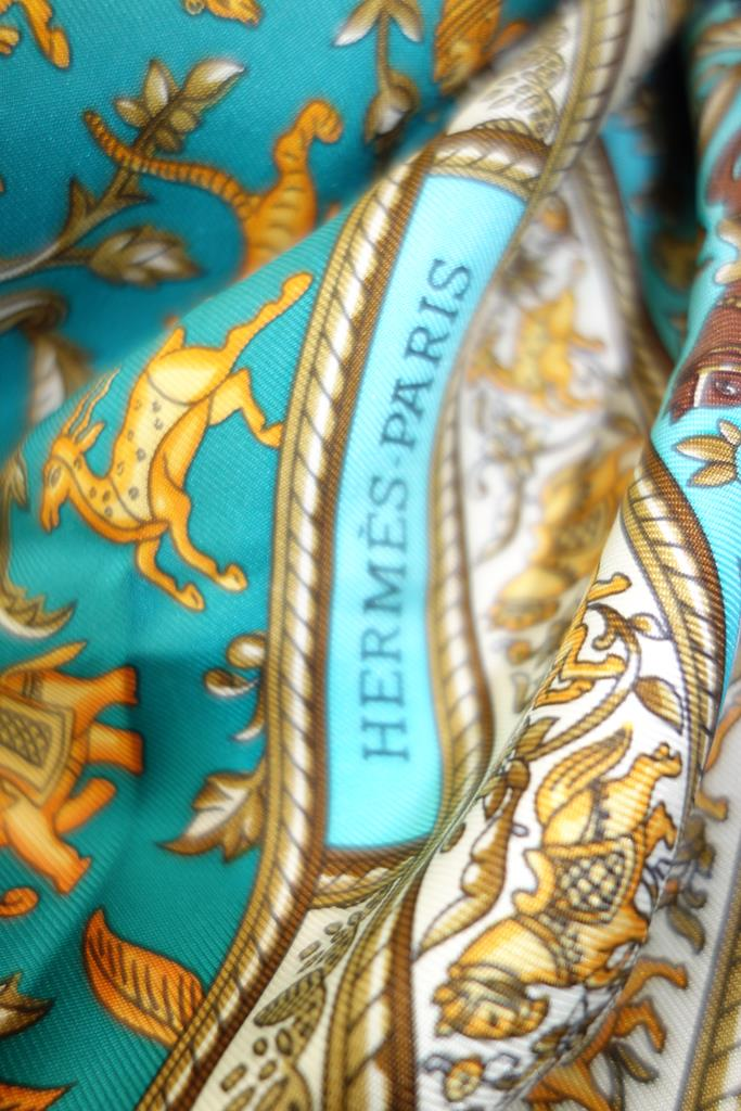 Hermes Scarf at Michelo Haak Lifestyle DSC01460