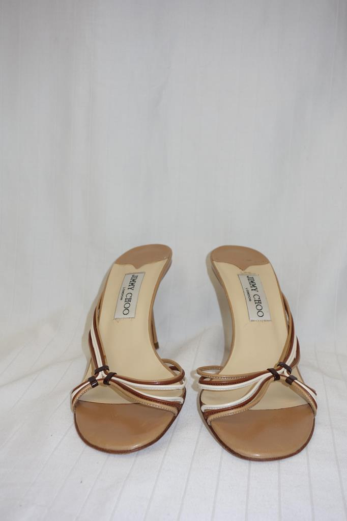 Jimmy Choo sandals at Michelo