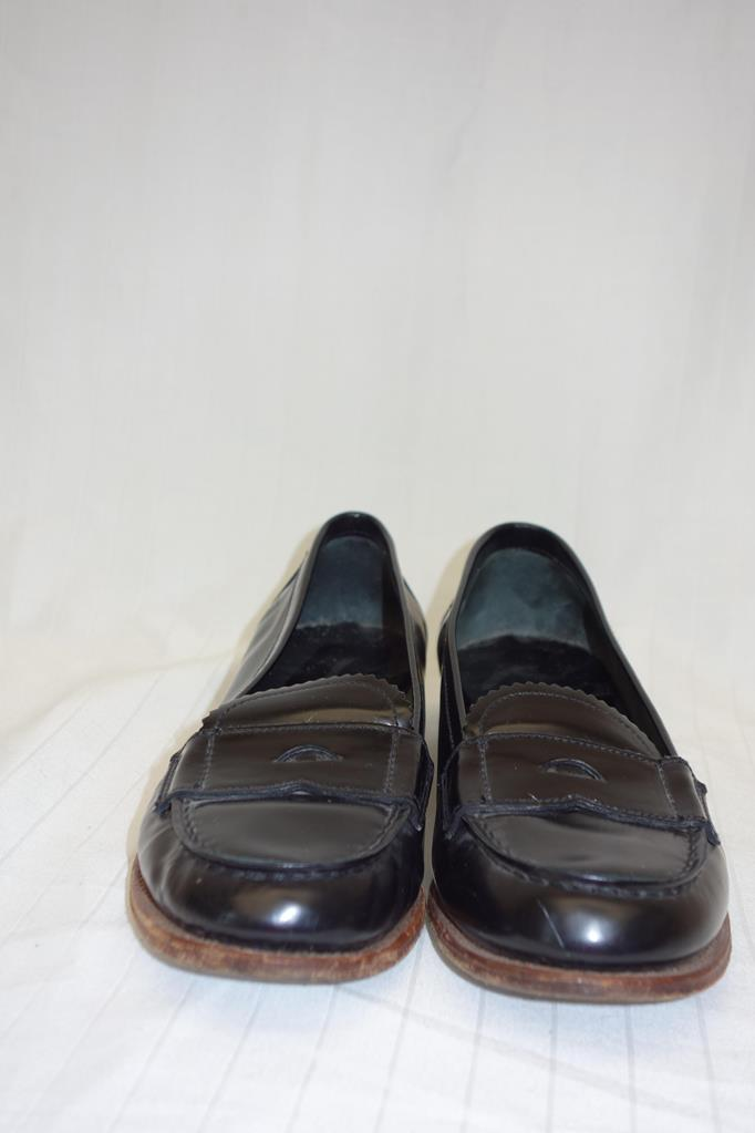 Prada loafers at Michelo Haak