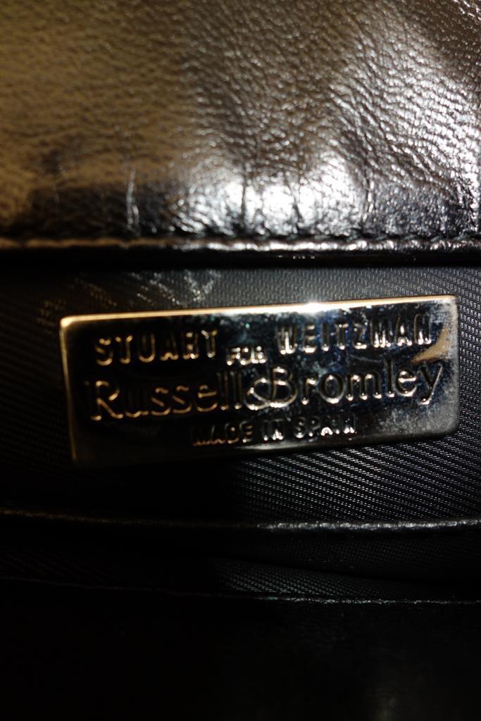 Stuart Weltzman for Russell & Bromley handbag at Michelo Haak Lifestyle
