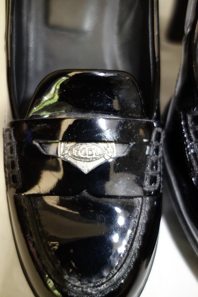 Tods shoes at Michelo Haak Lifestyle DSC00624