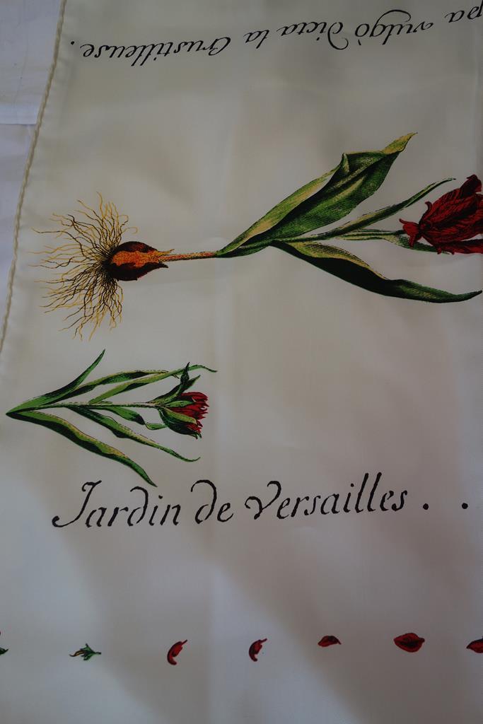 Chateau de Versailles scarf at Michelo Haak Lifestyle DSC01479