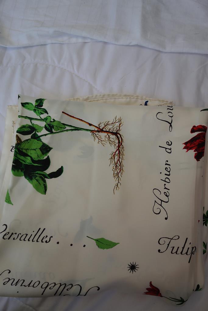 Chateau de Versailles scarf at Michelo Haak Lifestyle DSC01480