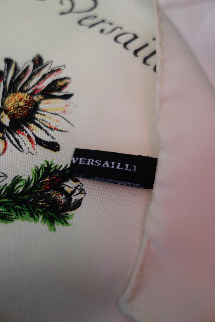 Chateau de Versailles scarf at Michelo Haak Lifestyle DSC01481