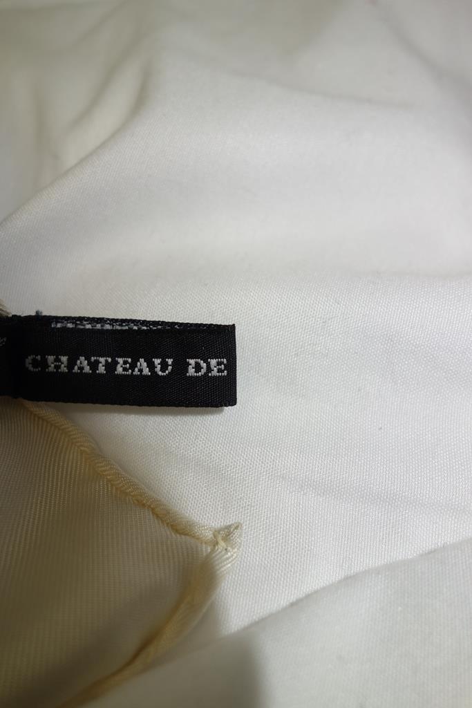 Chateau de Versailles scarf at Michelo Haak Lifestyle DSC01483