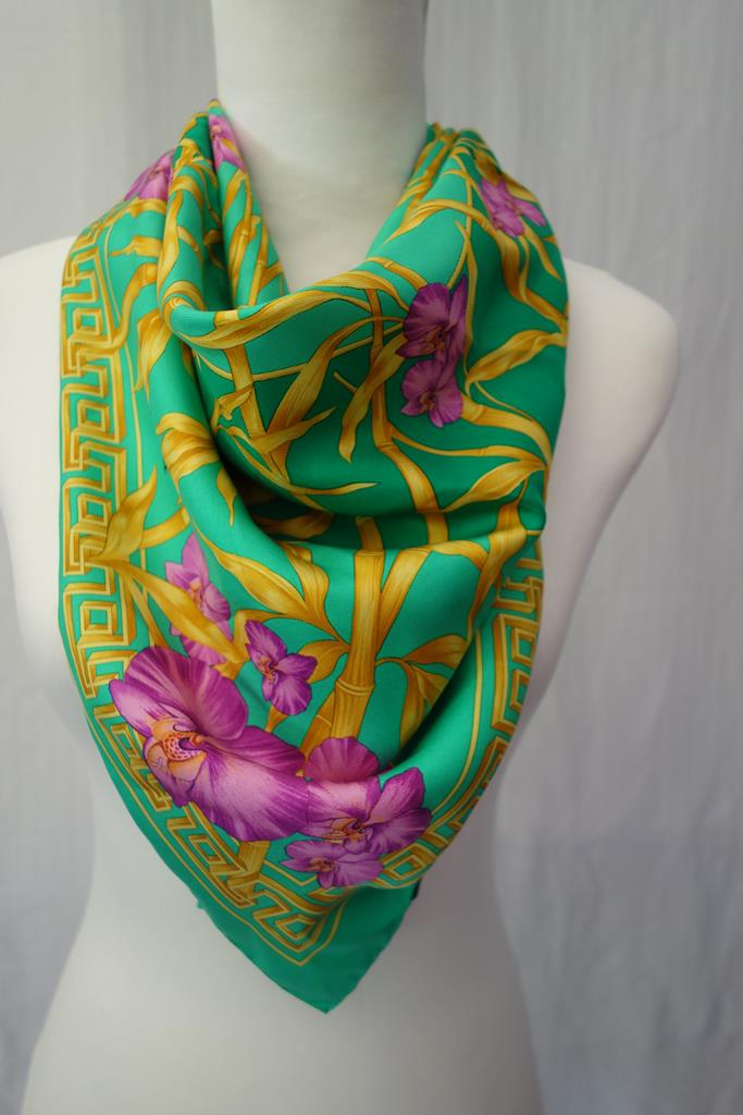 Versace Scarf at Michelo Haak Lifestyle DSC01448