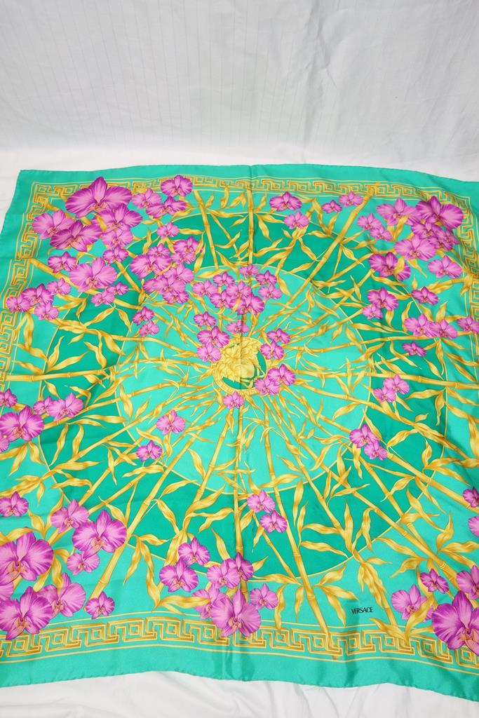Versace Scarf at Michelo Haak Lifestyle DSC01455