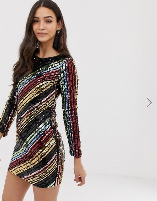 Michelo Special Fab party dress