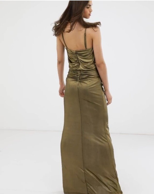 Michelo Special Split thigh maxi (2)