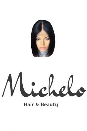 Michelo custom made hair short wig with closure v1 (2)